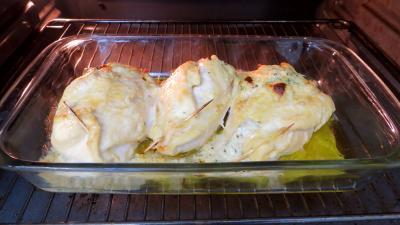 Roulés de poulet - 6.1