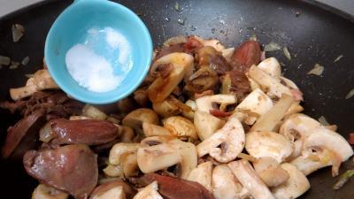 Coeurs de canard sauce au Cabernet d'Anjou - 5.2