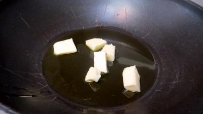 Purée de poireaux aux amandes - 4.1