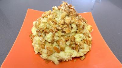 Purée de poireaux aux amandes - 7.1