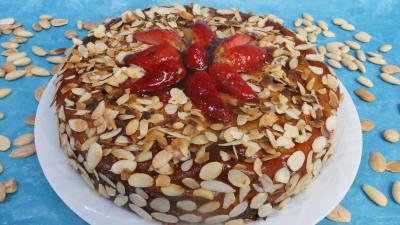 Cheesecake aux fraises - 8.2