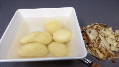 Purée de champignons - 1.1