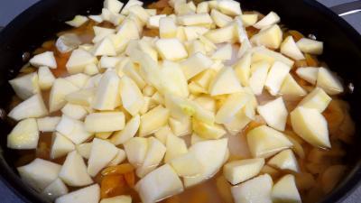 Confiture d'abricots secs et pommes - 3.2
