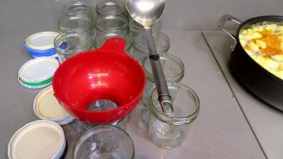 Confiture d'abricots secs et pommes - 4.1