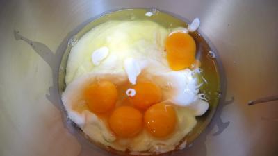Cheesecake à la vanille - 3.1