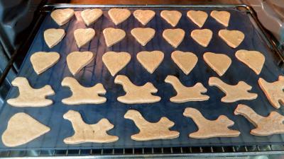 Biscuits de Pâques à la cannelle - 6.2