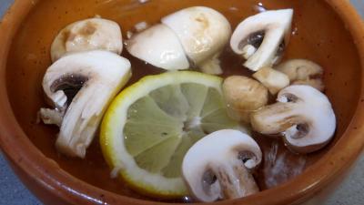 Blancs de dinde aux châtaignes - 2.2