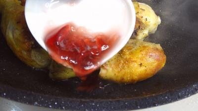 Pilons de poulet aux graines de sésame - 2.3