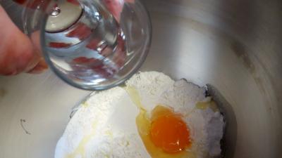Pâte à l'huile d'olive - 1.3