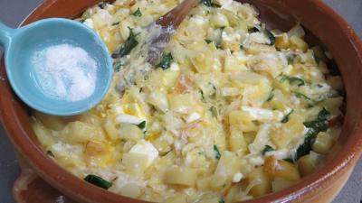 Gâteau de poireaux et pommes de terre - 5.2