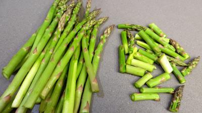Poêlée d'asperges et fèves - 1.3