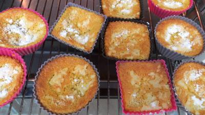 Gâteau mousse de bananes - 5.3