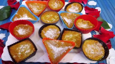 Recette Gâteau mousse de bananes