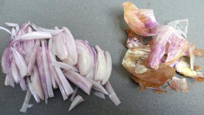 Velouté de fèves au chèvre frais - 2.1