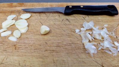 Ris d'agneau aux champignons - 1.1