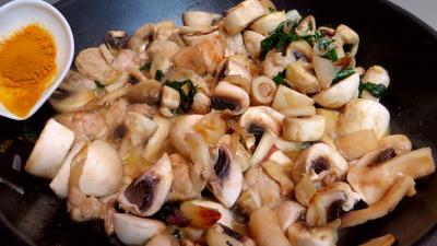 Ris d'agneau aux champignons - 6.1