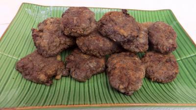 Viandes : Rempah, boulettes de viande indonésienne