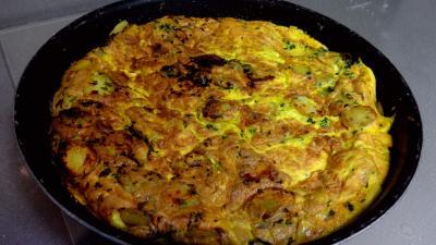 Tortillas à l'ail - 6.1