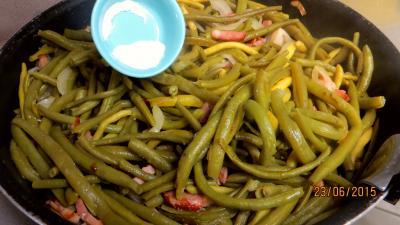 Haricots verts aux amandes - 4.1