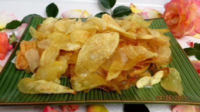 Recette Chips au vinaigre