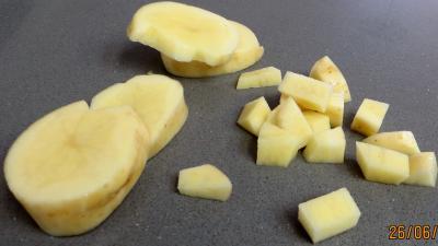 Beignets de pommes de terre - 1.1