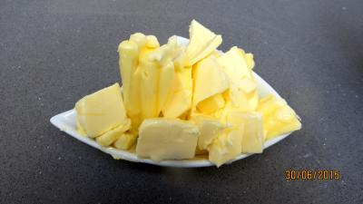 Crème glacée aux mûres et noix de coco - 1.1