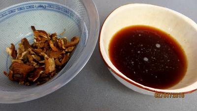 Jambon et foie de veau aux champignons - 3.1