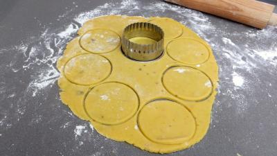 Biscuits canailles aux mûres - 4.1