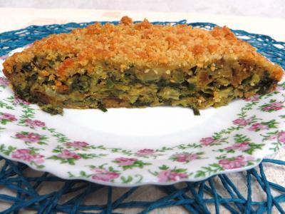 muscade : Assiette de bettes façon Suisse