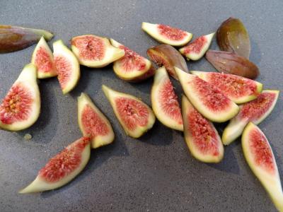Chutney de figues à la cannelle - 3.4
