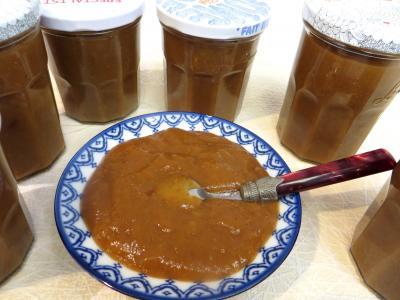 stérilisateur : Coupelle de chutney de figues à la cannelle