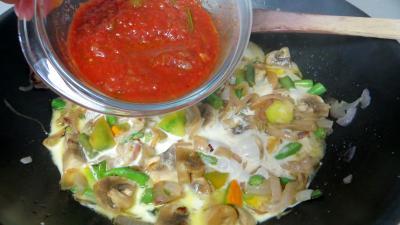 Pizza aux oignons et au bleu - 5.4