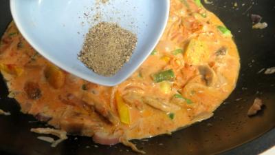 Pizza aux oignons et au bleu - 6.2