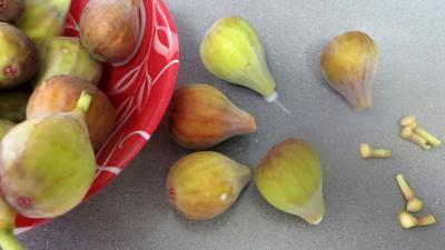 Blanc-manger et figues au vin - 4.2