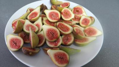 Blanc-manger et figues au vin - 4.4
