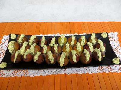 Bouchées moelleuses aux figues - 5.1