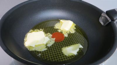 Salade cuite aux crevettes - 4.1