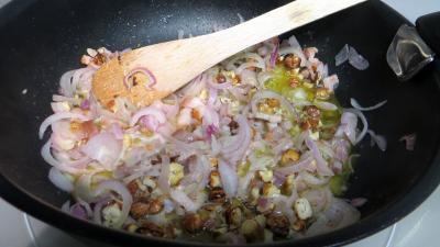 Salade cuite aux crevettes - 5.1