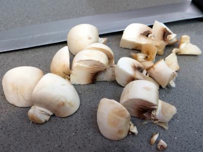 Filets de boeuf aux champignons - 3.1