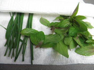 Clafoutis à la brousse et courgettes - 1.2