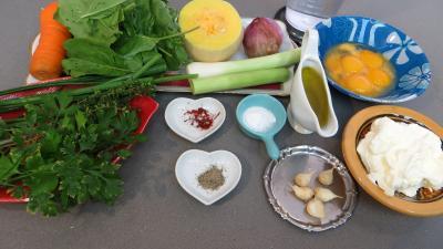 Ingrédients pour la recette : Soupe fine de butternut