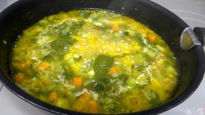 Soupe fine de butternut - 7.3