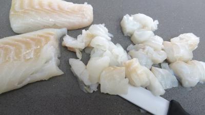 Beignets de cabillaud aux poireaux - 2.1