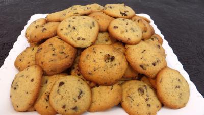 Desserts : Assiette de Cookies