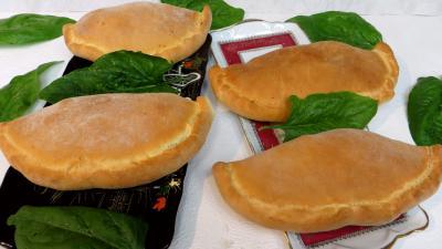Calzone aux épinards - 7.3