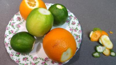 Confiture de pastèque et de fruits congelés - 3.1
