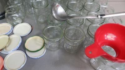 Confiture de pastèque et de fruits congelés - 4.1