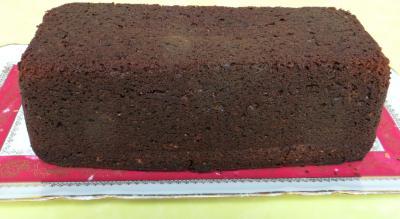 Desserts : Plat du gâteau au chocolat de tati Berthe