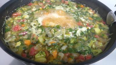 Bouillon aux sept légumes - 7.1