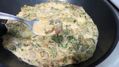 Restes de légumes de bouillon à la crème - 2.1